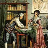 Caroline & William Herschel
